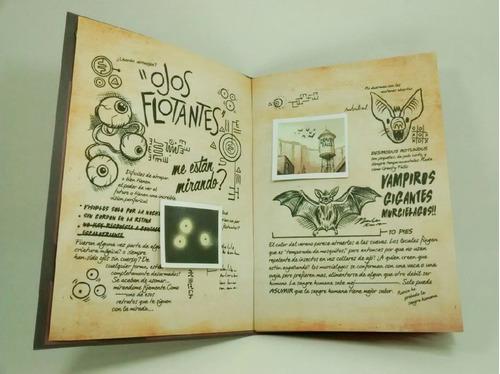 libro gravity falls diario n°3 en castellano