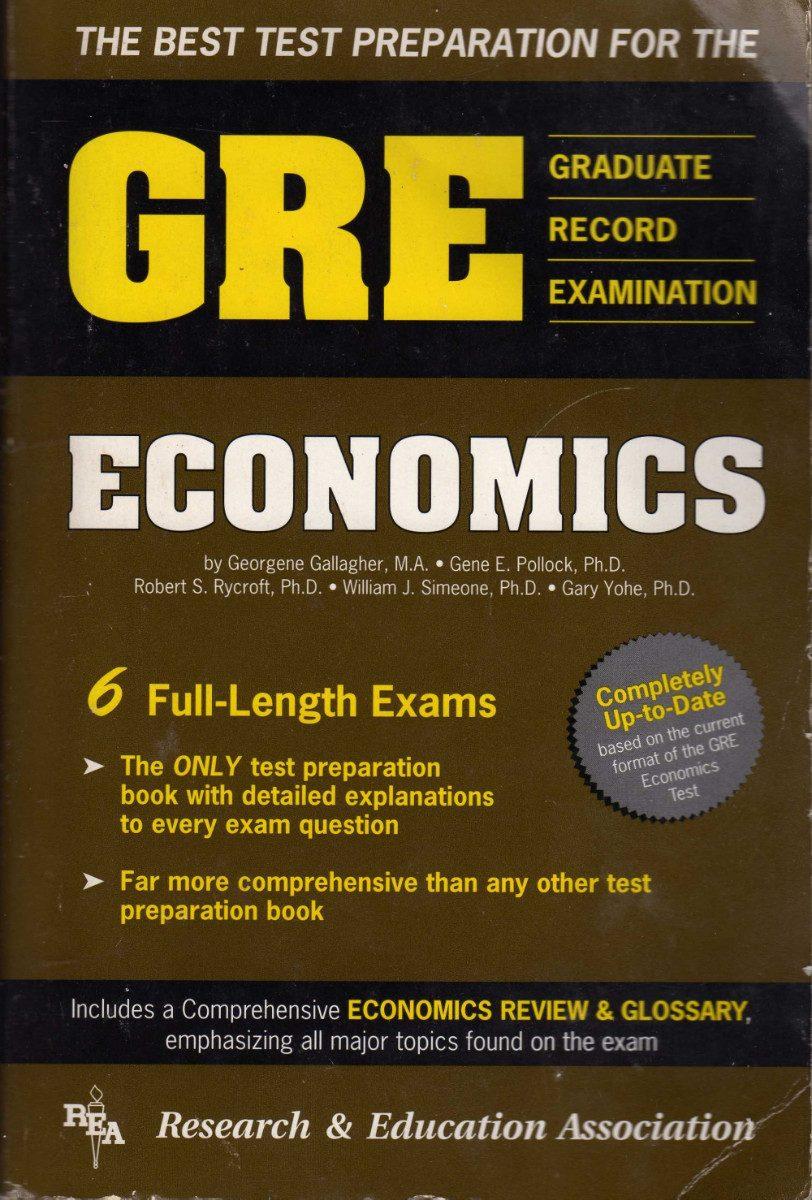 Gre Economics Book