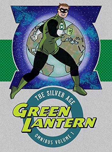 libro green lantern the silver age omnibus 1 - nuevo