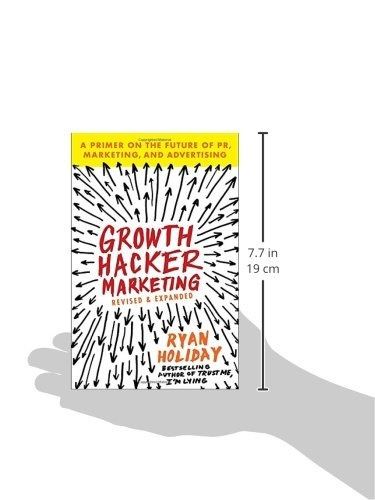 libro growth hacker marketing: a primer on the future of pr,