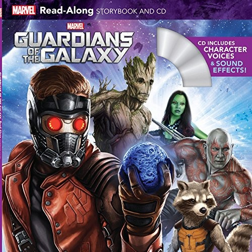 libro guardians of the galaxy - nuevo -