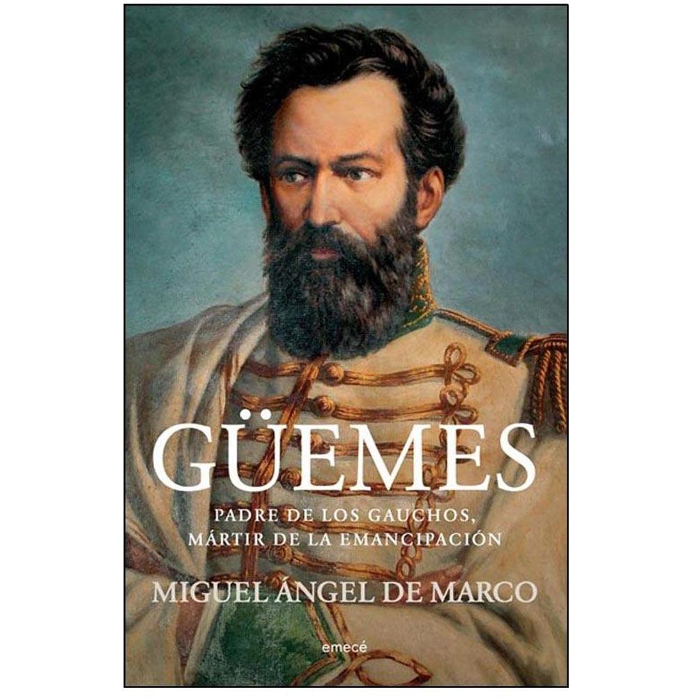 Libro Güemes, De Marco Miguel Ángel - $ 405,00 en Mercado Libre