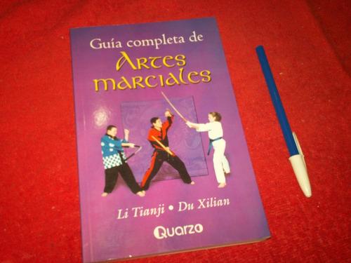 libro - guia completa de artes marciales li tianji du xilian