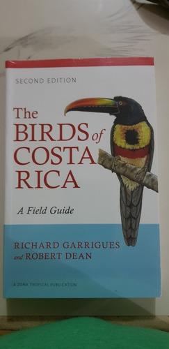 libro guia de aves costa rica the birds of costa rica