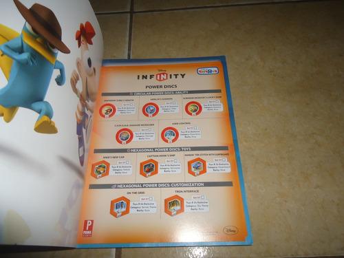 libro guia de estrategia disney infinity edicion revisada ++