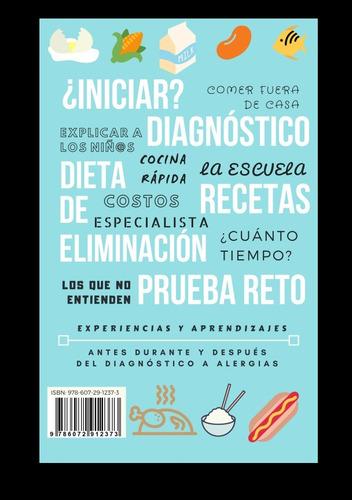 libro guía de mamá para alergias:de la alergia a la toleranc