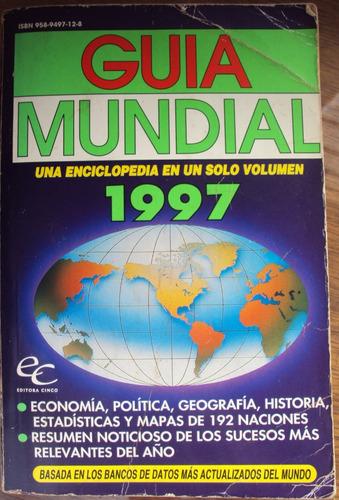 libro guía mundial una enciclopedia en un solo volumen 1997