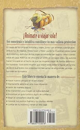 bbce3dd9b046 Libro Guia Para Mujeres Que Viajan Solas - Nuevo - $ 540.00 en ...