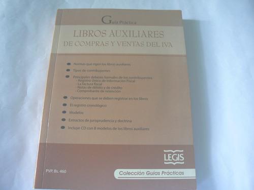 libro guía práctica libros de compras y ventas legis