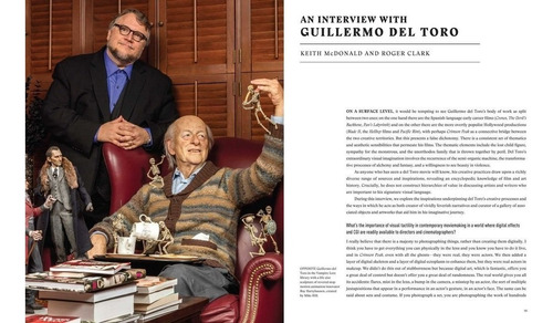 libro: guillermo del toro: at home with monsters: inside his
