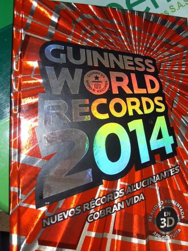 libro guiness records 2014