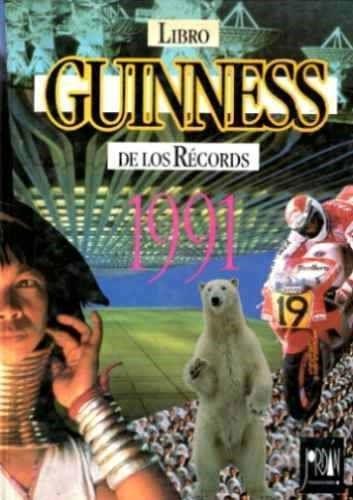 libro guinness de los records 1991