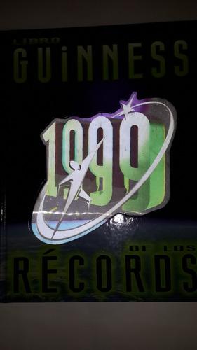 libro guinness de los récords 1999, 264 pag