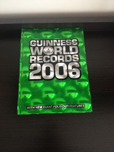 libro guinness world records 2006