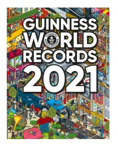 libro guinness world records 2021 ( ed. latinoamérica )