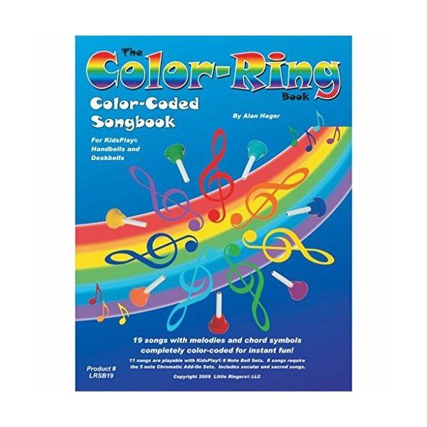 Libro Hager Color-anillo De Canciones (19 Canciones; Todas L ...