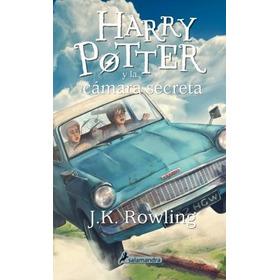 Libro Harry Potter 02 La Camara Secreta