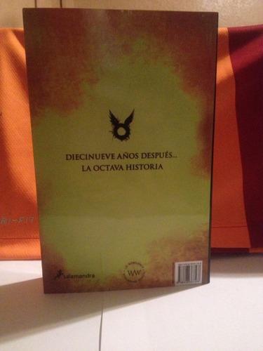 libro harry potter y el legado maldito parte uno y dos