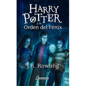 Libro Harry Potter Y La Orden Del Fénix (5) (ne)