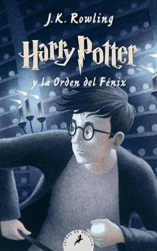 libro harry potter y la orden del fénix (bolsillo) - nuevo