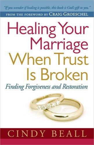 libro healing your marriage when trust is broken: finding