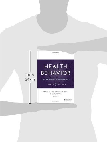 libro health behavior: theory, research, and practice