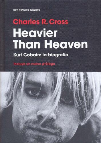 libro: heavier than heaven - kurt cobain la biografía