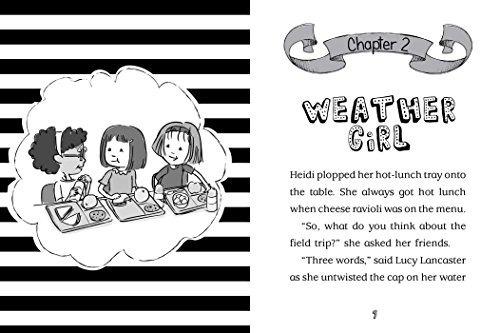 libro heidi heckelbeck makes a wish - nuevo