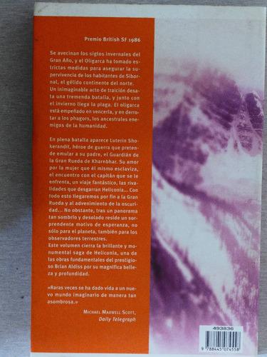 libro heliconia invierno brian aldiss