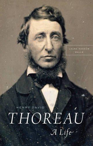 libro henry david thoreau: a life - nuevo