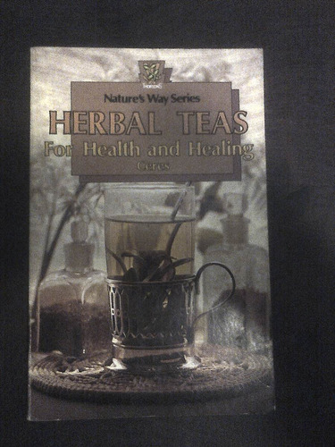 libro herbal teas for health and healing