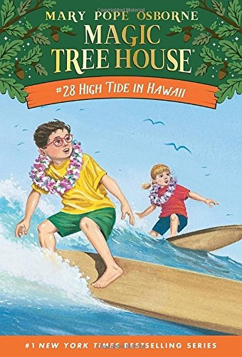 libro high tide in hawaii - nuevo