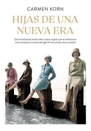 libro hijas de una nueva era - carmen korn