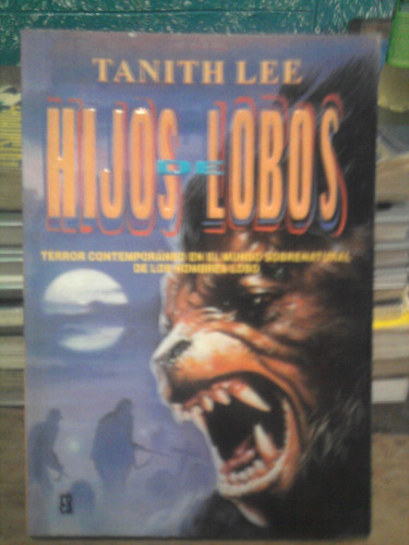 libro hijos de lobos lovecraft stephen king tanith lee