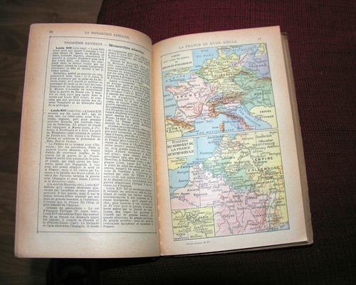libro historia de francia 1919