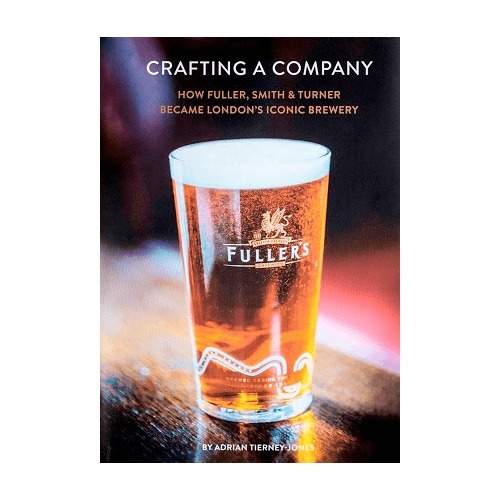 libro historia de la cerveza fuller´s - sabremos tomar