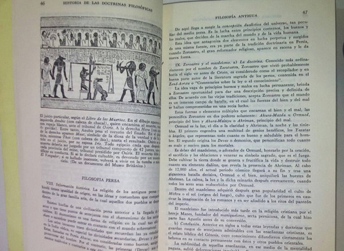 libro historia de las doctrinas filosóficas