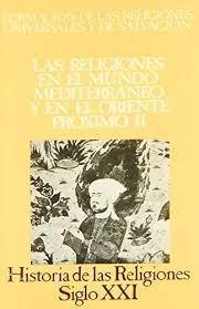 libro historia de las religiones