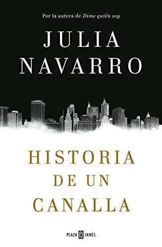 libro historia de un canalla - nuevo