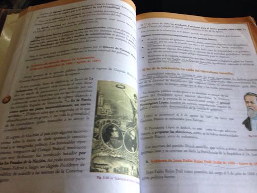 libro historia de vzla 8 antonio gómez