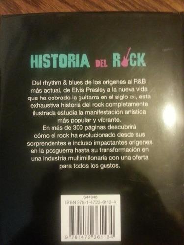 libro historia del rock