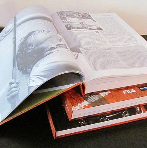 libro historia del tenis en la argentina (oficial del autor)