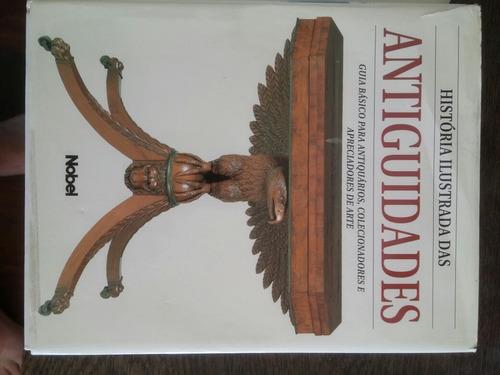 libro historia ilustrada de las antiguedades