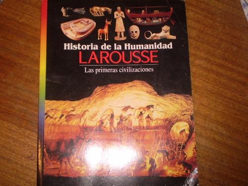 libro  historia la humanidad  larousse (235