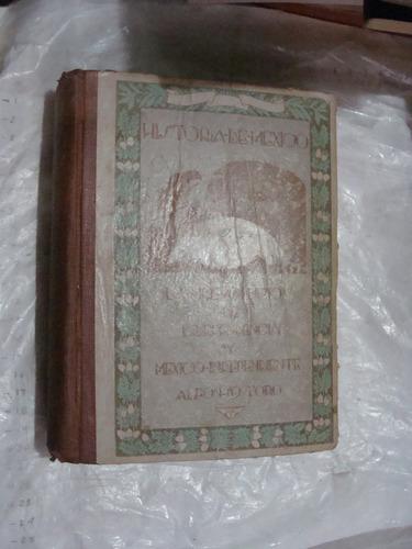 libro historia mexico