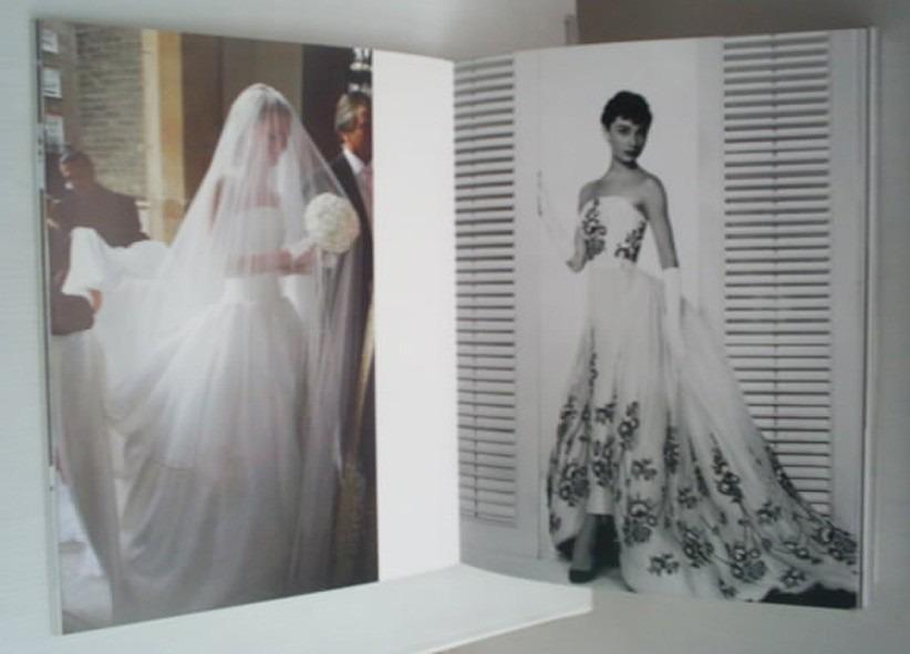 Lujo Historia Del Vestido De Novia Blanco Ideas Ornamento ...