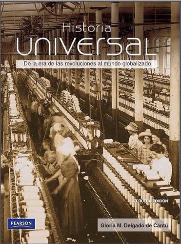 libro: historia universal: de la era de las...