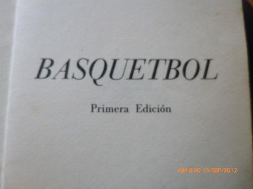libro historias de basquetbol  carlos guerrero  (r775