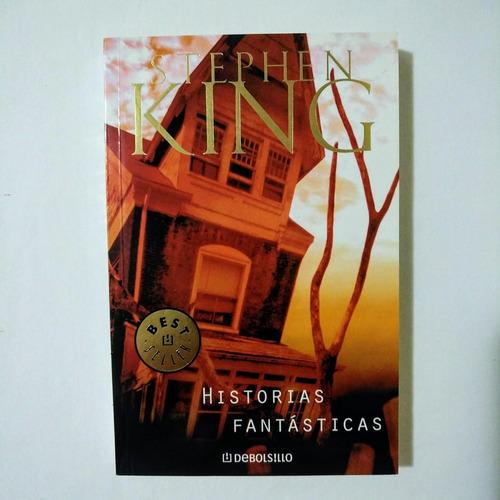 libro historias fantasticas stephen king 102 10 debolsillo