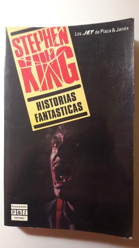 libro historias fantasticas stephen king